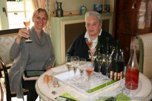 Stefania e Marie Thérèse