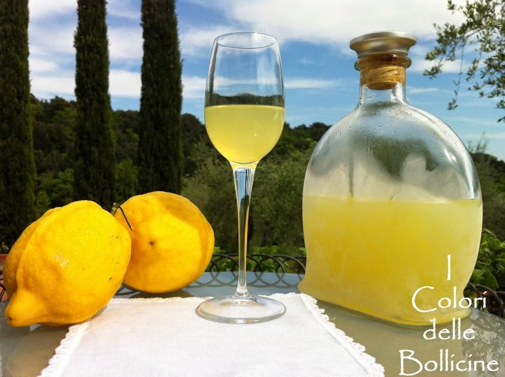 Limoni di Curina e Limoncello