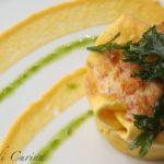 Lasagnetta asparagi e brie