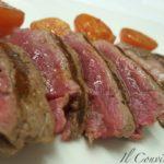 Tagliata di bistecca alla Fiorentina