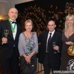 Andrea, Isabelle, Philippe e Stefania